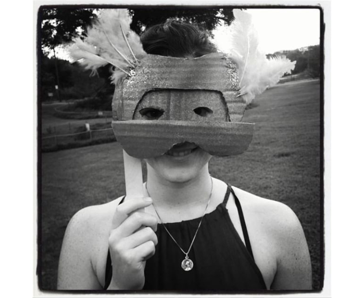 Barton Springs Salamander Masks 2016